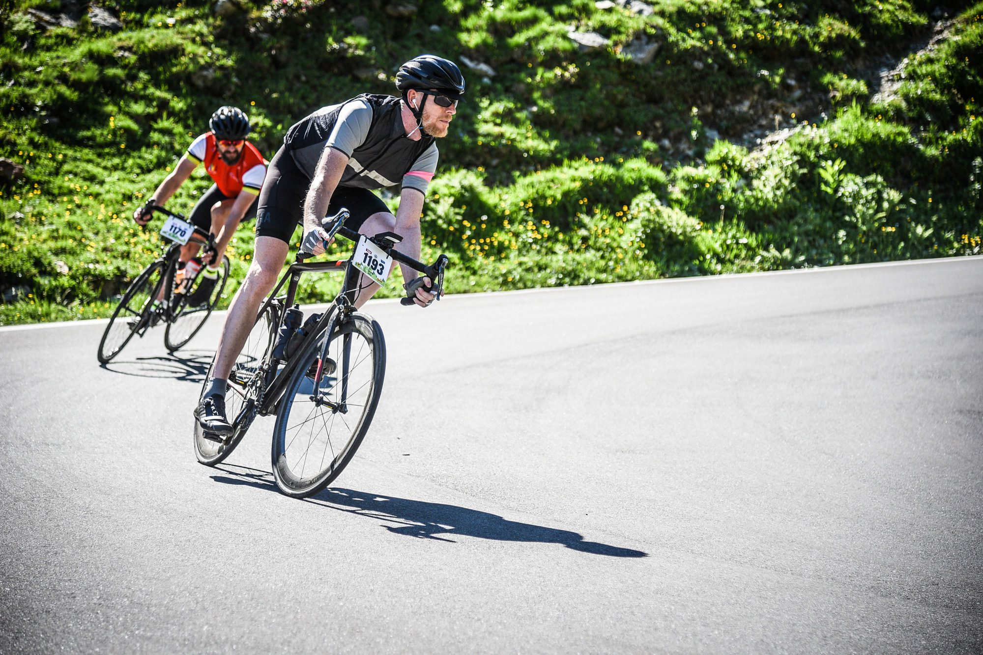 CyclingClubDuesseldorf-Dreilaendergiro Abfahrt vom Stelvio