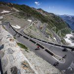CyclingClubDuesseldorf-Dreilaendergiro Passo di Stelvio Panorama