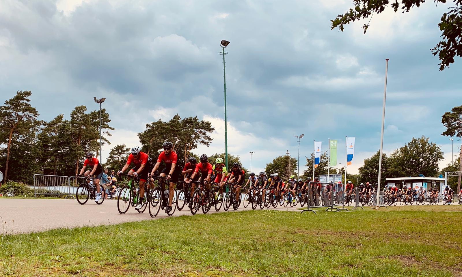 CCD Straßenradsportteam in Herungerberg (Frontansicht)