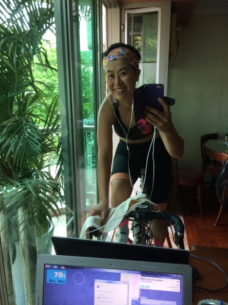 Nancy aus China, jetzt in Schweden | KISS RACING TEAM Mitglied goes Zwift Racing League